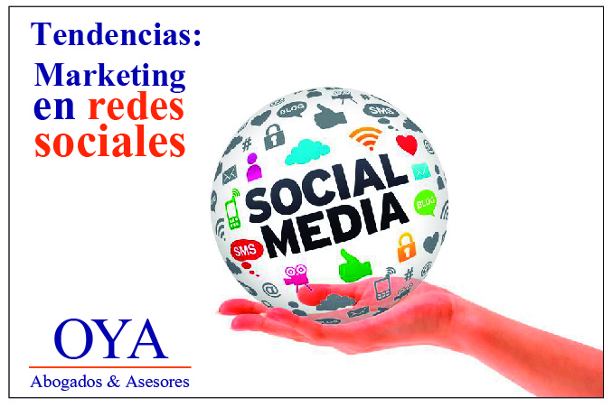 marketing en redes sociales oya abogados y asesores