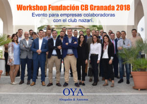 Workshop Fundación CB Granada 2018
