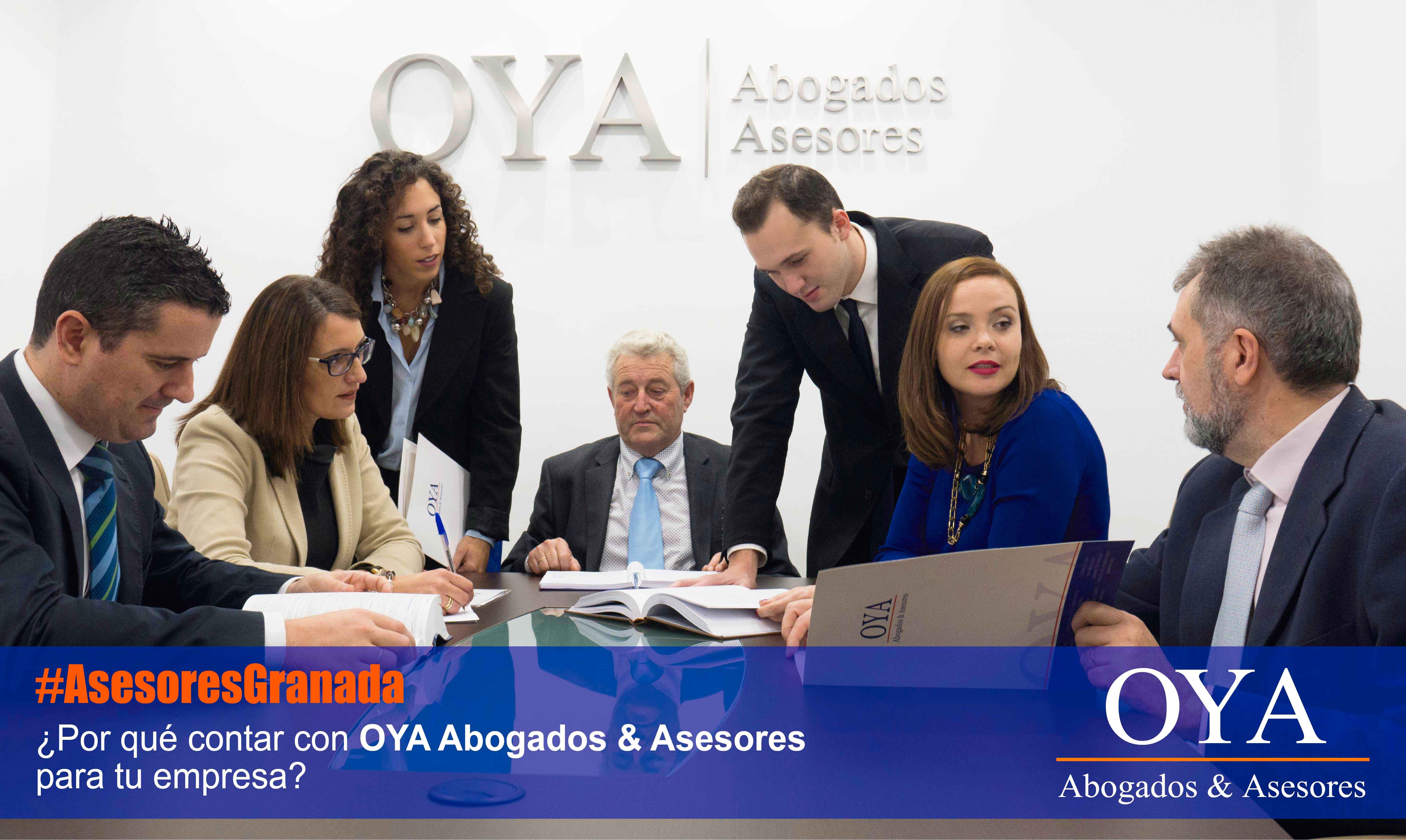 asesores laboral, asesores fiscal, asesores contables en Granada