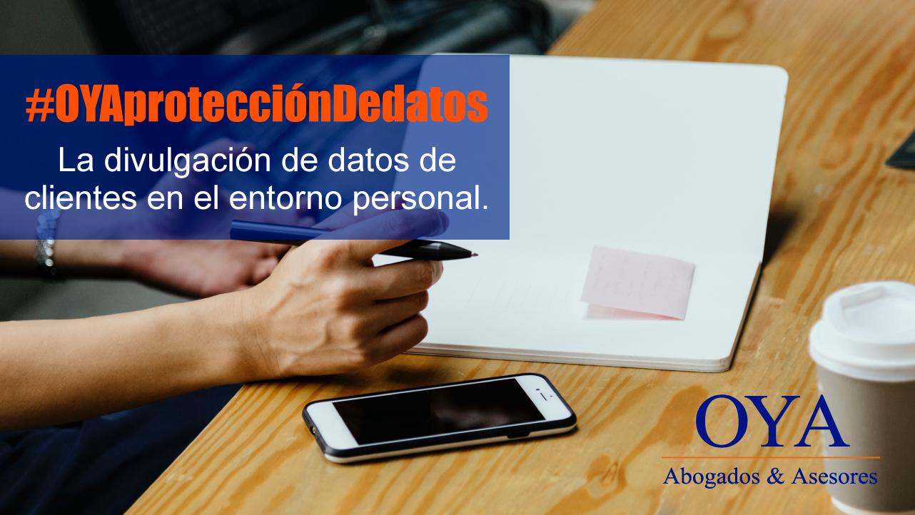 Normativa de protección de datos