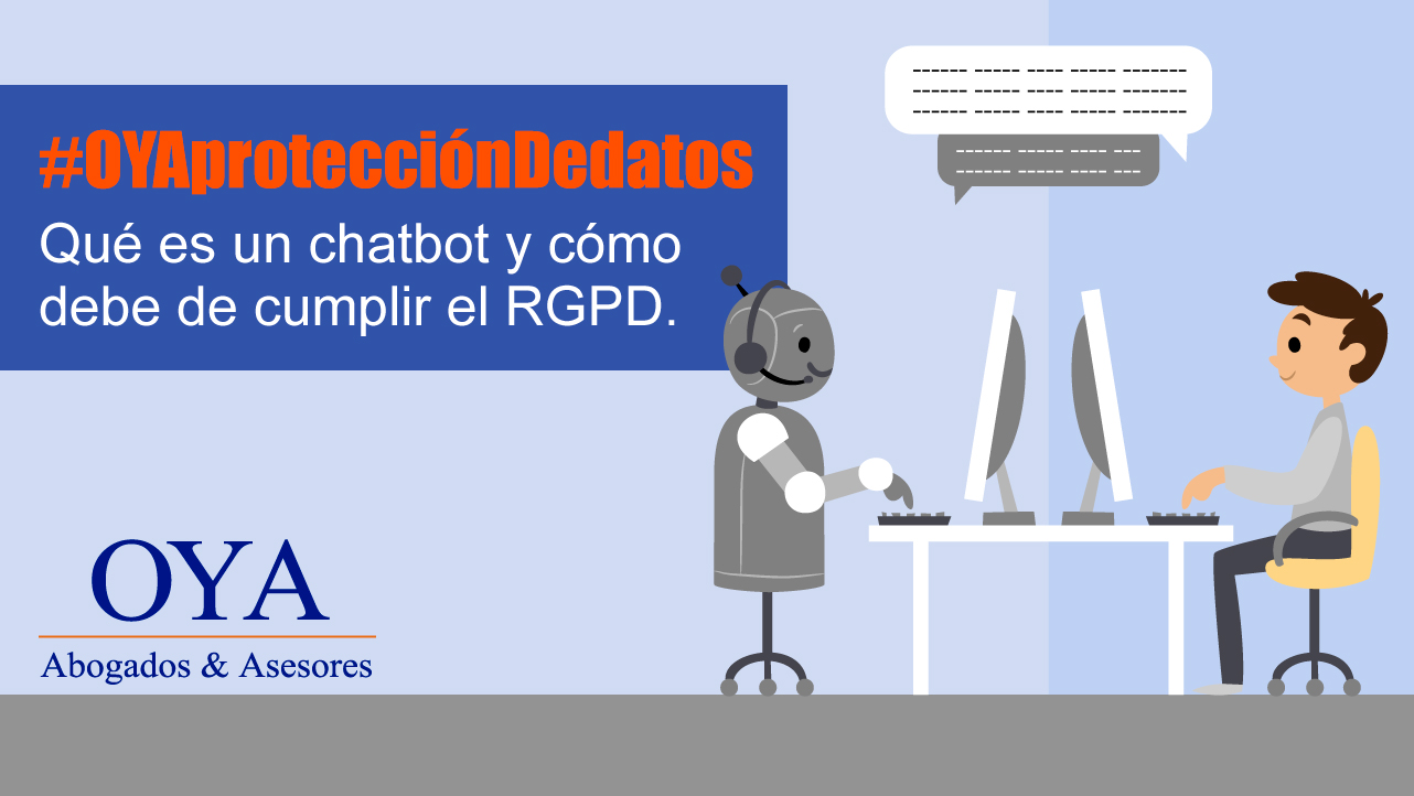 Chatbot y RGPD